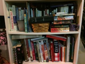 Basement Bookshelves (bottom shelves)