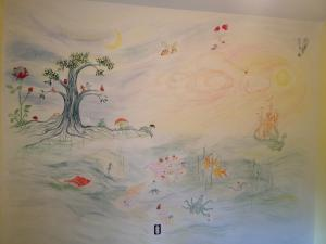 Bedroom Wall Mural